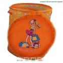 Корзина для игрушек R3004/466-110 размер 37*44см
