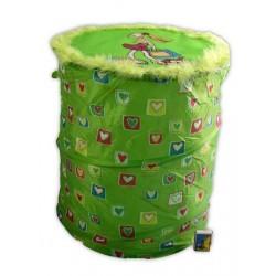 Корзина для игрушек R3003/466-111 зеленая
