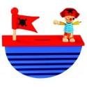 Копилка Пират 83698 уценка