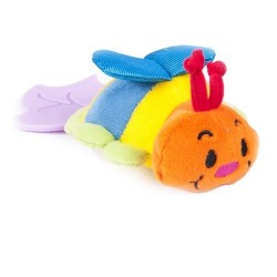 Игрушка-виброползунок Biba Toys Пчелка (948BV bee)