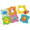 Игрушка для купания BabyBaby Мягкие пазлы 04277