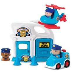 Игровой набор Keenway Полицейский участок серия Mega City (32805)