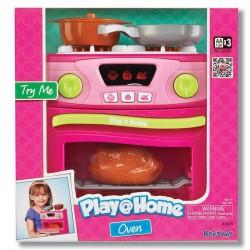 Keenway Игровой набор Плита с духовкой 21656