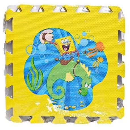 Игровой коврик -пазл Мультик Губка Боб Н-55