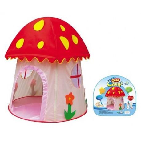 Игровая палатка Грибок - Лесной домик 889-119 В в сумке