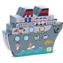 Игра настольная тактика Djeco Морской бой DJ05270