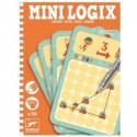 Игра мини логик Djeco Проложи маршрут 05362 уценка