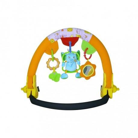 Дуга на коляску Biba Toys Джунгли (395JF)