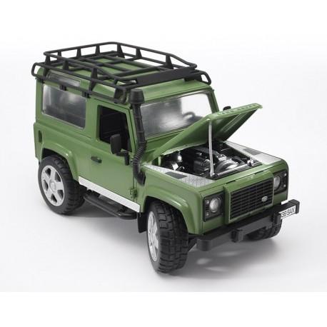 Джип Land Rover Defender M1:16 (02590)