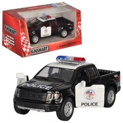 Джип KT 5365 WP мет., инерц., полиция