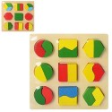 Деревяная игрушка Геометрика MD 0716