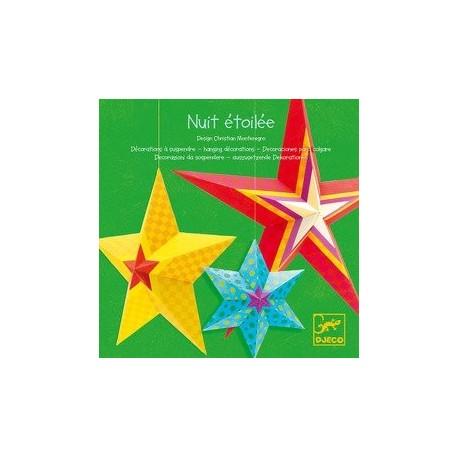 Декоративная подвеска Ночные звезды Djeco (DD04952)