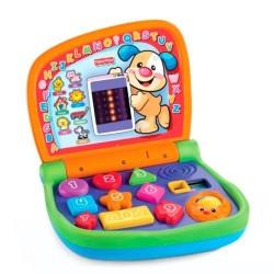 Двуязычный интерактивный компьютер Fisher-Price (V6997)рус./укр.
