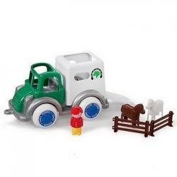 Грузовик для перевозки лошадей Viking toys 1259