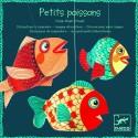 Декор Djeco Подвес Маленькие рыбки 04953