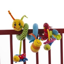 Активная спираль Biba Toys Счастливый жучок (074GD)