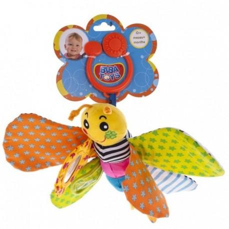 Активная игрушка-подвеска Biba Toys Занимательная бабочка (024GD )