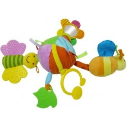 Активная игрушка-подвеска Biba Toys Забавный шарик (036GD)