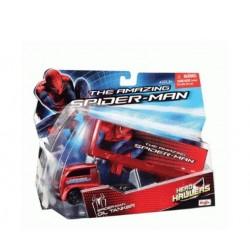 Автомодель Тягач с прицепом Spider Man, в ассортименте 3 вида Maisto (12131) уценка