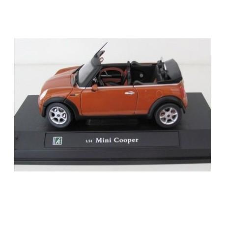 Автомодель 1:24 New Mini Cooper Cabriolet (125-012) УЦЕНКА!