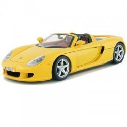 Автомодель 1:24 Porsche Carrera GT желтый (125-066) УЦЕНКА!
