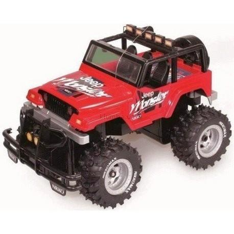 Автомобиль на р/у Jeep Monster Rubicon (180051L2)уценка