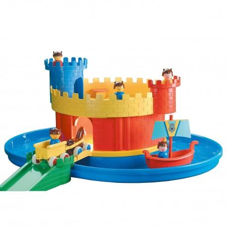 Viking Toys Двухуровневый замок с водным рвом (5050) уценка