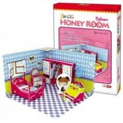 C051-03h Комната Хани - Спальня