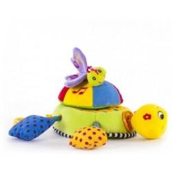 Развивающая игрушка Занимательная черепаха 372