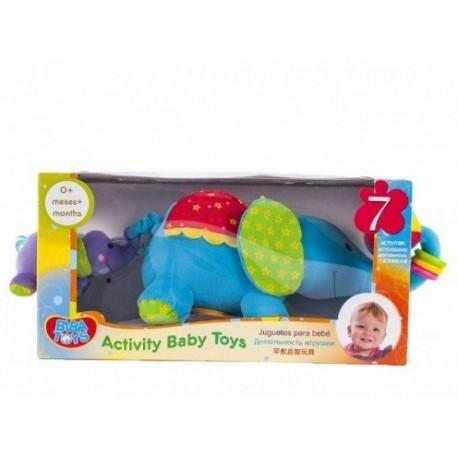 Развивающая игрушка Счастливые слонята: Мама и малыш 375
