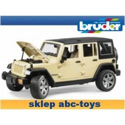 Джип BRUDER 1:16 Wrangler Unlimited Rubicon (02525) уценка