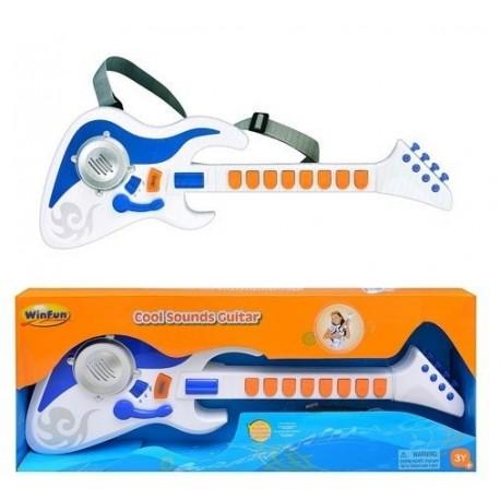 Гитара 2054 NL кор., 56-23-6 см