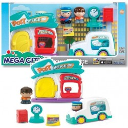 Игровой набор Mega City Почтовое отделение 32808
