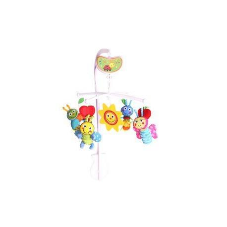 Музыкальный мобиль Biba Toys Веселые зверята GD159