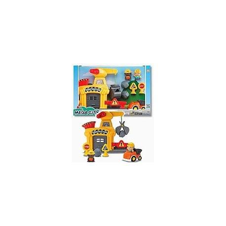 Игровой набор Mega City Стройплощадка 32803