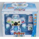 Робот Шунтик с карточками ZYE-E 0035