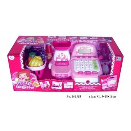 Кассовый аппарат 16656B батар.муз.кор.41,5*18*16