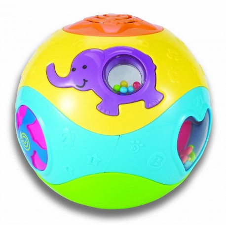 Музыкальный мяч 0728 NL