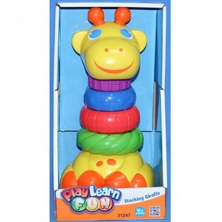 Пирамидка 31247 жираф
