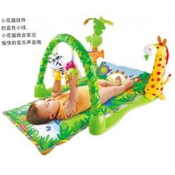 Развивающий коврик Baby Gift Тропический лес 3059