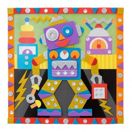 Мозаика Робот ALEX 458RN