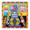 Набор для творчества Alex Робот с мозаики 458RN