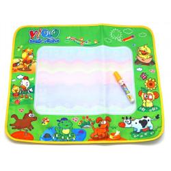 Коврик для рисования водой с маркером YQ 3901 в кульке.
