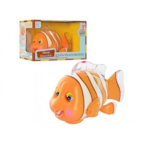 Рыбка 998 свет.