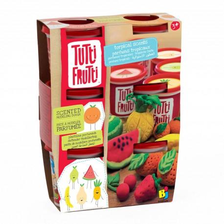 Набор для лепки Tutti Frutti Тропические ароматы (BJTT00160)