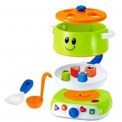 Игровой набор плита 0762-NL