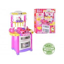 Детская кухня HTI 1680644 Hello Kitty