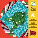 Набор для творчества Djeco Бумага для оригами 100 штук (DJ08763)