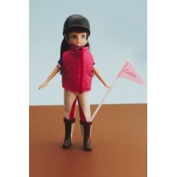 Кукла Lottie Наездница на пони LT001