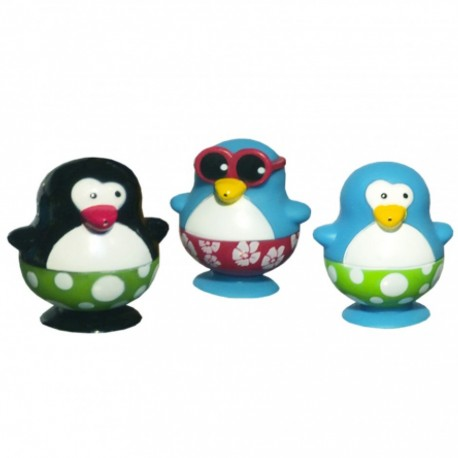 Игрушка для ванны Забавные пингвиннчики, набор № 1 ( 3 шт.) 23202 уценка